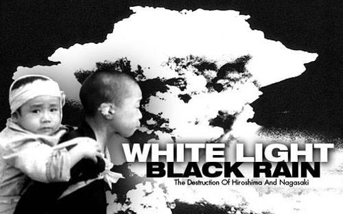 Luz Branca Chuva Negra