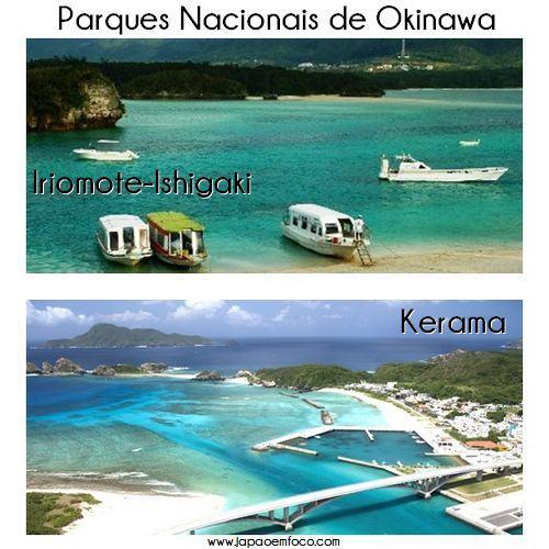 Parque Nacionais de Okinawa