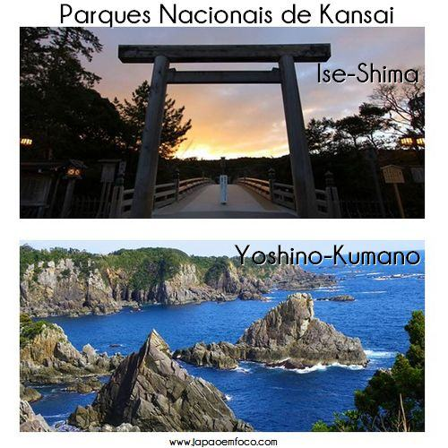 Parques Nacionais de Kansai