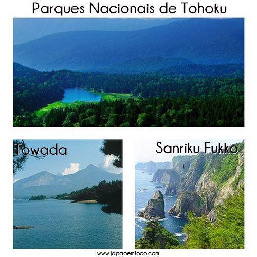 Parques Nacionais de Tohoku