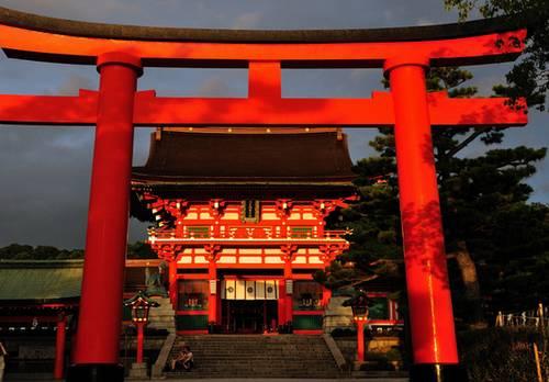 Santuário Fushimi Inari