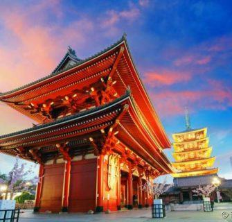 Templos e Santuários no Japão