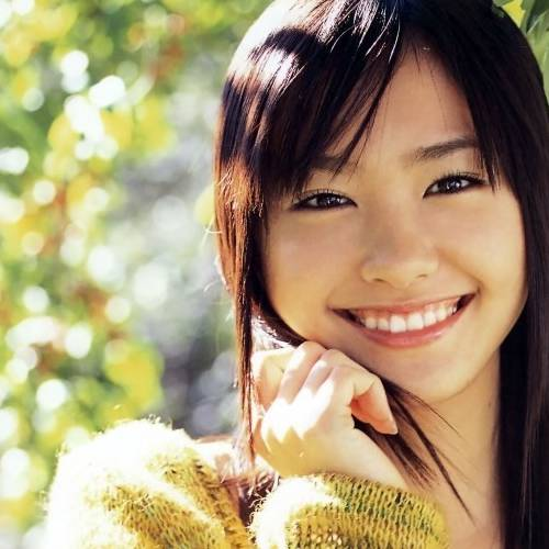 20 mulheres consideradas bonitas no Japão - YUI ARAGAKI