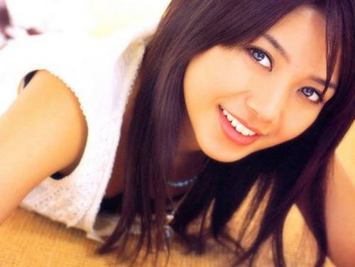 20 mulheres consideradas bonitas no Japão - Yu Hasebe