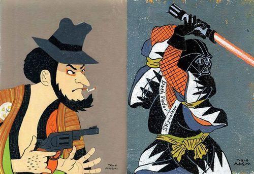 ukiyo-e-takao-nakagawa-