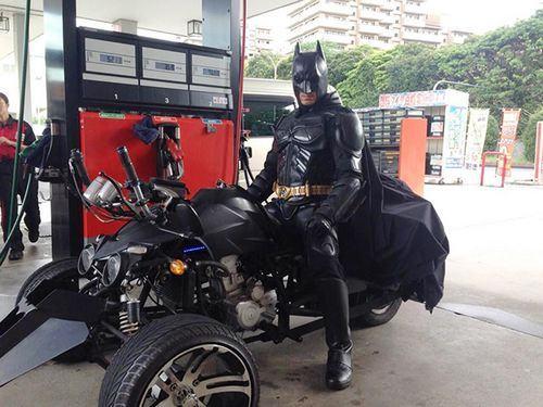 Chibatman - O Batman Japonês