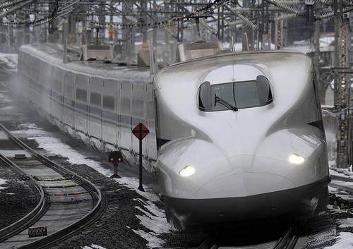 Tokaido Shinkansen N700 serie