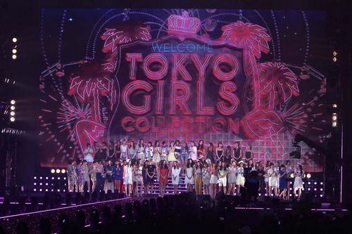 Tokyo Girls Collection 2014