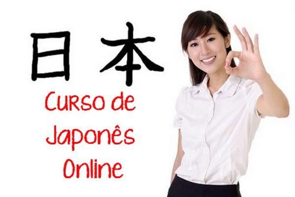 Curso de Japonês Online