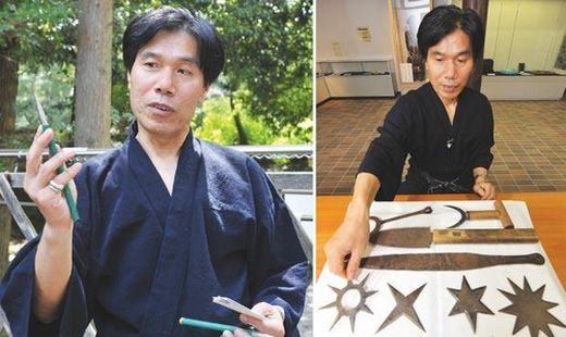 Jinichi Kawakami, o último ninja do Japão