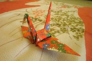 origami tsuru