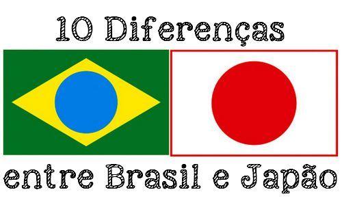 10 Diferenças entre Brasil e o Japão