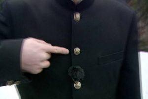 Gakuran, uniforme estilo militar dos estudantes no Japão