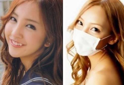 Zawachin imitando Tomomi Itano do grupo AKB48,