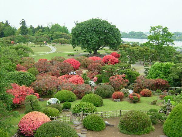 10 Pontos Turísticos de Ibaraki - Kairakuen Garden