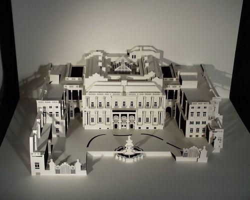 Kirigami (Origami Arquitetura)
