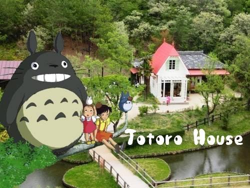 Totoro House - Morikoro Park (Nagoya