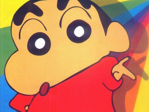 10 Personagens fofos e populares do Japão - Shin-chan (Creative Commons)