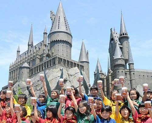 Universal Studios Japan The Wizarding World of Harry Potter