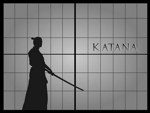 Curiosidades Sobre a Katana