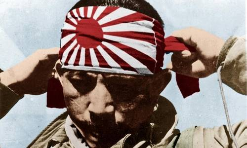 Piloto Kamikaze