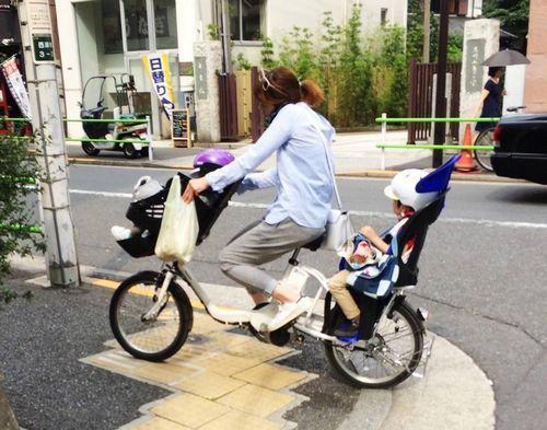 mães japonesas