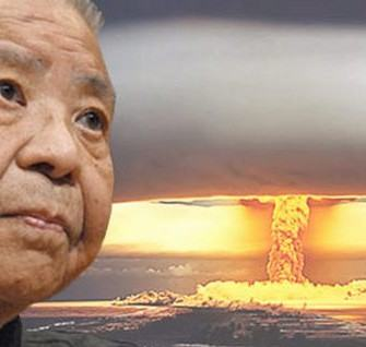 Tsutomu Yamaguchi, sobrevivente das duas bombas atômicas