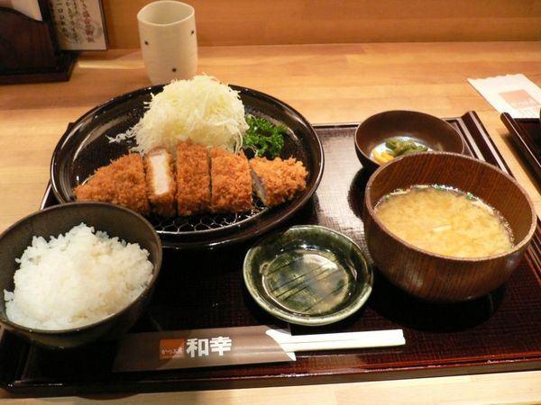 Tonkatsu, costeleta de porco empanada