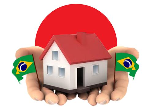 casa própria no Japão