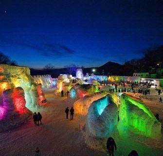 10 Festivais de Inverno no Japão