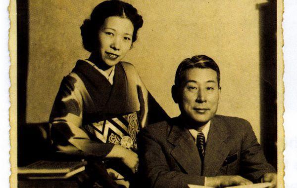 Chiune e Yukiko Sugihara