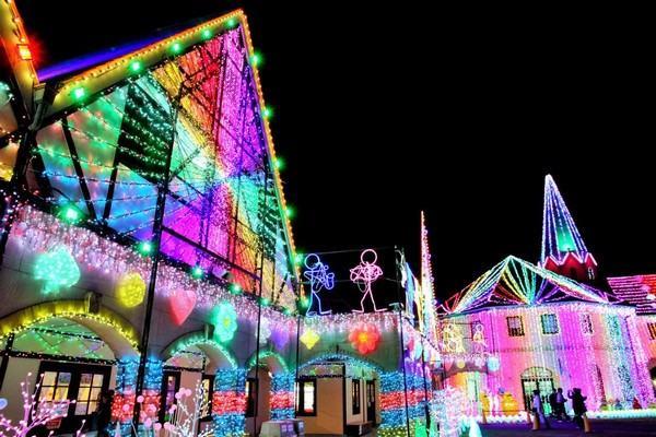 tokyo-doitsu-mura-winter-illumination-2016-1