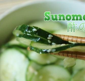 Salada de Sunomono