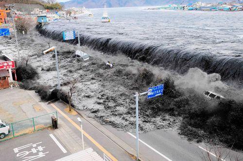 tsunami 2011