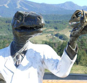 Museus dos Dinossauros no Japão