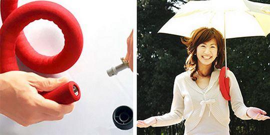 Umbrella Shoulder Holder