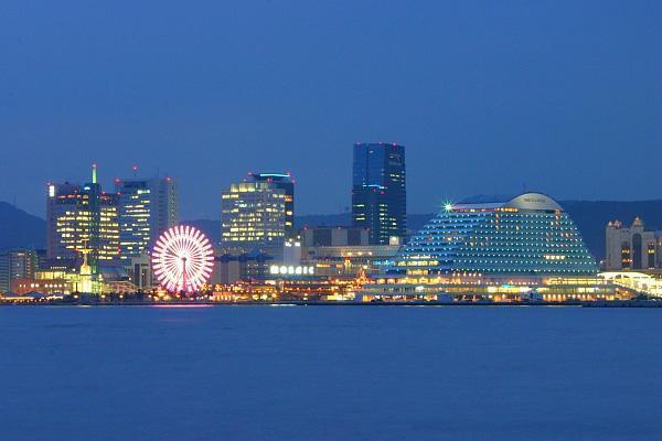Porto de Kobe (drive.nissan.co.jp)