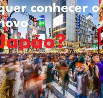 Quer conhecer o Japão