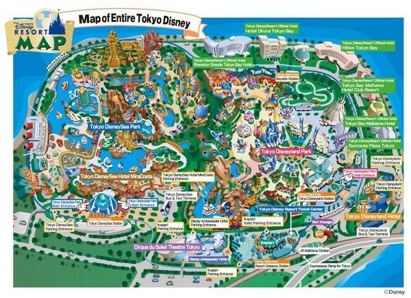 Tokyo Disney Resort (kicentral.com)