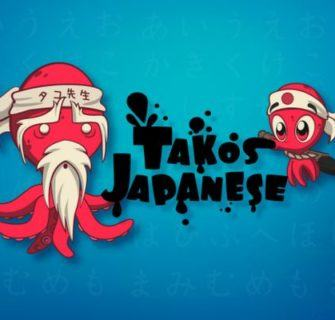 Aprenda japonês com o Takos Japanese