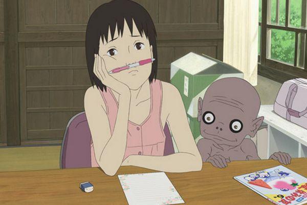 Momo e no Tegami - Uma carta para Momo