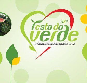 Festa do Verde Kibo No Ie