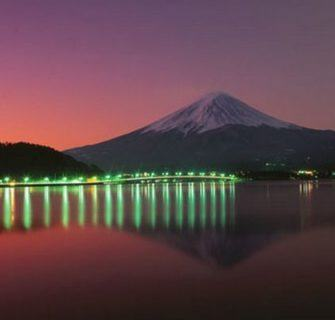 Fujigoko Os cinco lagos do Monte Fuji