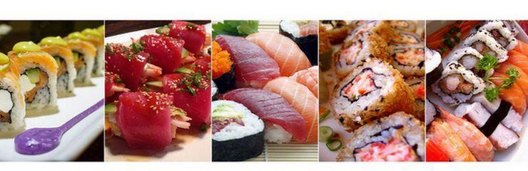 Receitas de sushi para fazer em casa