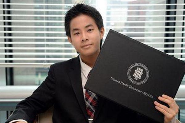 Crianças prodígios no Japão - Sho Okawa