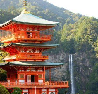 Os Templos Budistas mais bonitos do Japão - Seiganto-ji
