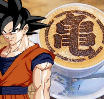 Dragon Ball Cafe