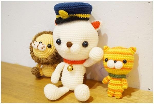Amigurumi: Arte japonesa com croch? Curiosidades do Japao