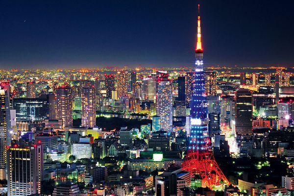 Hello Tokyo - Vídeo Time Lapse