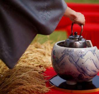 Os 4 Princípios da Cerimônia do Chá